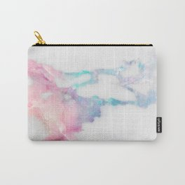 Unicorn Vein Marble Carry-All Pouch