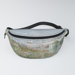 Montmartre: Behind the Moulin de la Galette Fanny Pack