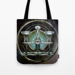 """Astrological Mechanism - Libra"" Tote Bag"