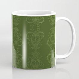 Carnivorous Damask (Lime) Coffee Mug