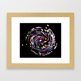 Jelly Bean Framed Art Print