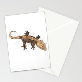 Crested Gecko Stationery Cards