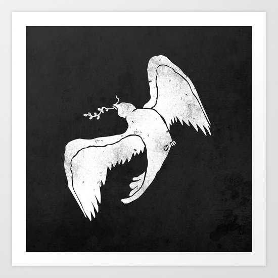 Dove Song Art Print