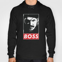 Big Boss - Metal Gear Solid Hoody