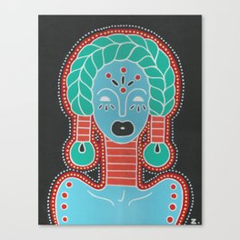 Motherland Canvas Print