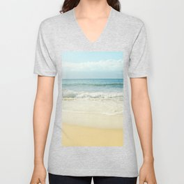 The Voices of the Sea Unisex V-Neck
