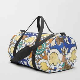 Tiles Duffle Bag