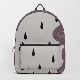 you look like rain Backpack