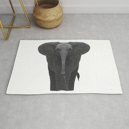 Elenfanten Baby, Elephant Lover, Africa Fan Rug