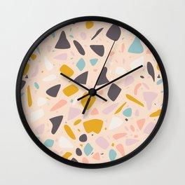 Terrazzo 042 Wall Clock