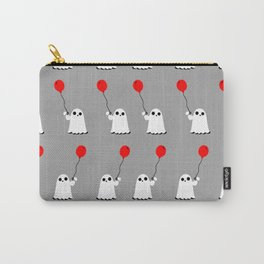 Do Ghosts Hold Balloons? Carry-All Pouch