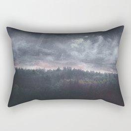 The hunger Rectangular Pillow