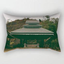 Stranded Here Rectangular Pillow