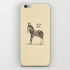 Nice Ass iPhone & iPod Skin