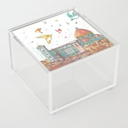 Colors Of Florence Acrylic Box