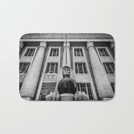 Salt Lake City Masonic Temple Sphinx Bath Mat