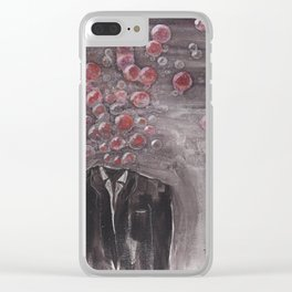 """""""Lifted Spirit"""" Clear iPhone Case"""