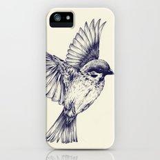 lost bird Slim Case iPhone (5, 5s)