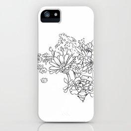 Bouquet (fraction) iPhone Case