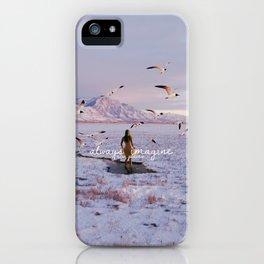 Luisa Rey iPhone Case