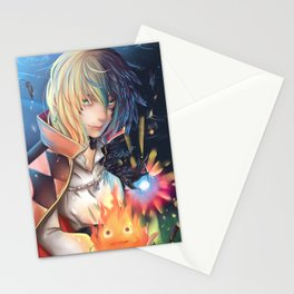 Howl Pendragon - Howl's Moving Castle Stationery Cards