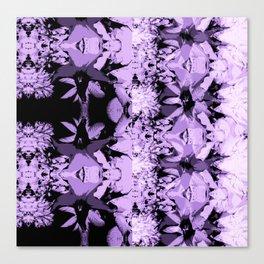 Tropic camo Canvas Print