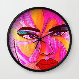 SOL 5 Wall Clock
