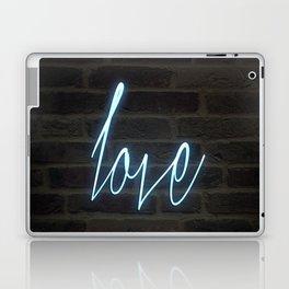 Neon Love Laptop & iPad Skin