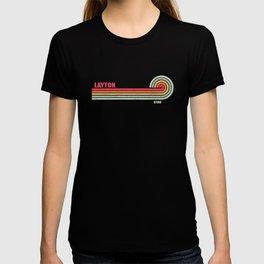 Layton Utah City State T-shirt