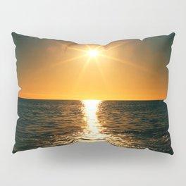 Tropical Sun Pillow Sham