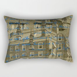 THE OTHER ARCHITECT'S MANSION II Rectangular Pillow