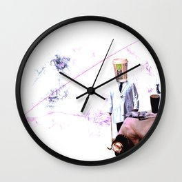 McPig Wall Clock
