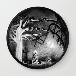 rest in expectation Wall Clock