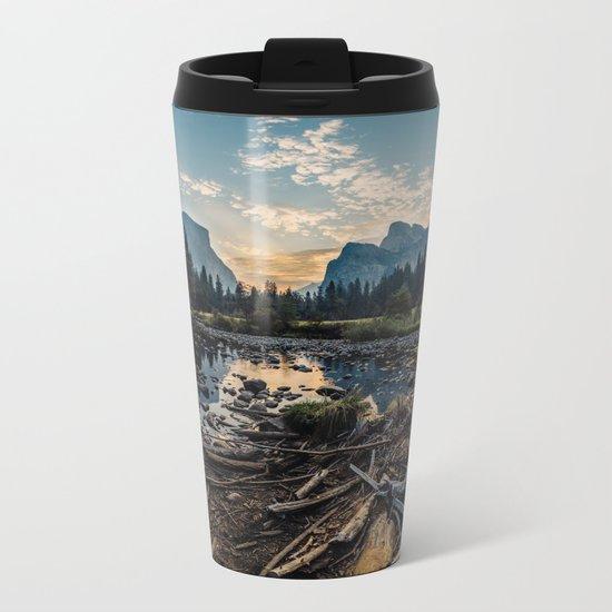 May Your Adventures Be Wild Metal Travel Mug