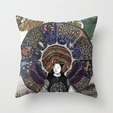 O U R E A Throw Pillow