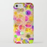 candy iPhone & iPod Cases featuring Candy by SensualPatterns
