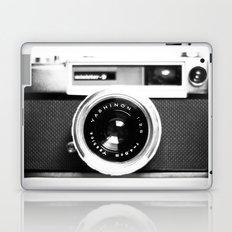 Camera Vintage Laptop & iPad Skin