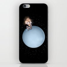 Lost in a Space / Uranusia iPhone Skin