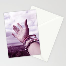 Let us go then, you and I Stationery Cards
