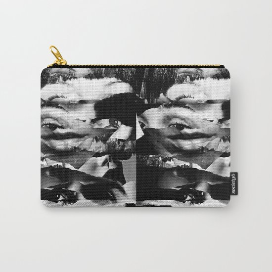 Shadow of a Doubt Carry-All Pouch