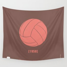 1958 Wall Tapestry