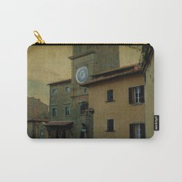 Cortona (Italy) Carry-All Pouch
