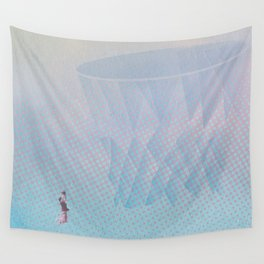 human nature #4 Wall Tapestry