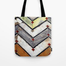 Marble Floor  Tote Bag