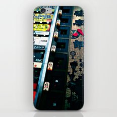 TKY-Shinjuku iPhone & iPod Skin