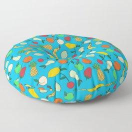 Fruit Salad Floor Pillow