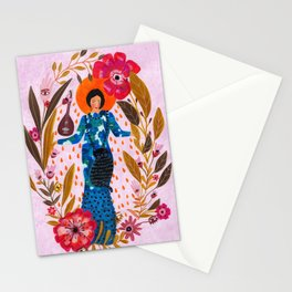 The Human Rights Arts and Film Festival By Roeqiya Fris Stationery Cards