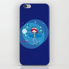 MAHOU SHOJO BUBBAH - Magical girl Bubbah- iPhone & iPod Skin