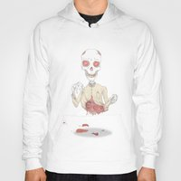 zombie Hoodies featuring zombie by siddwills