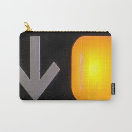 Going Down Carry-All Pouch